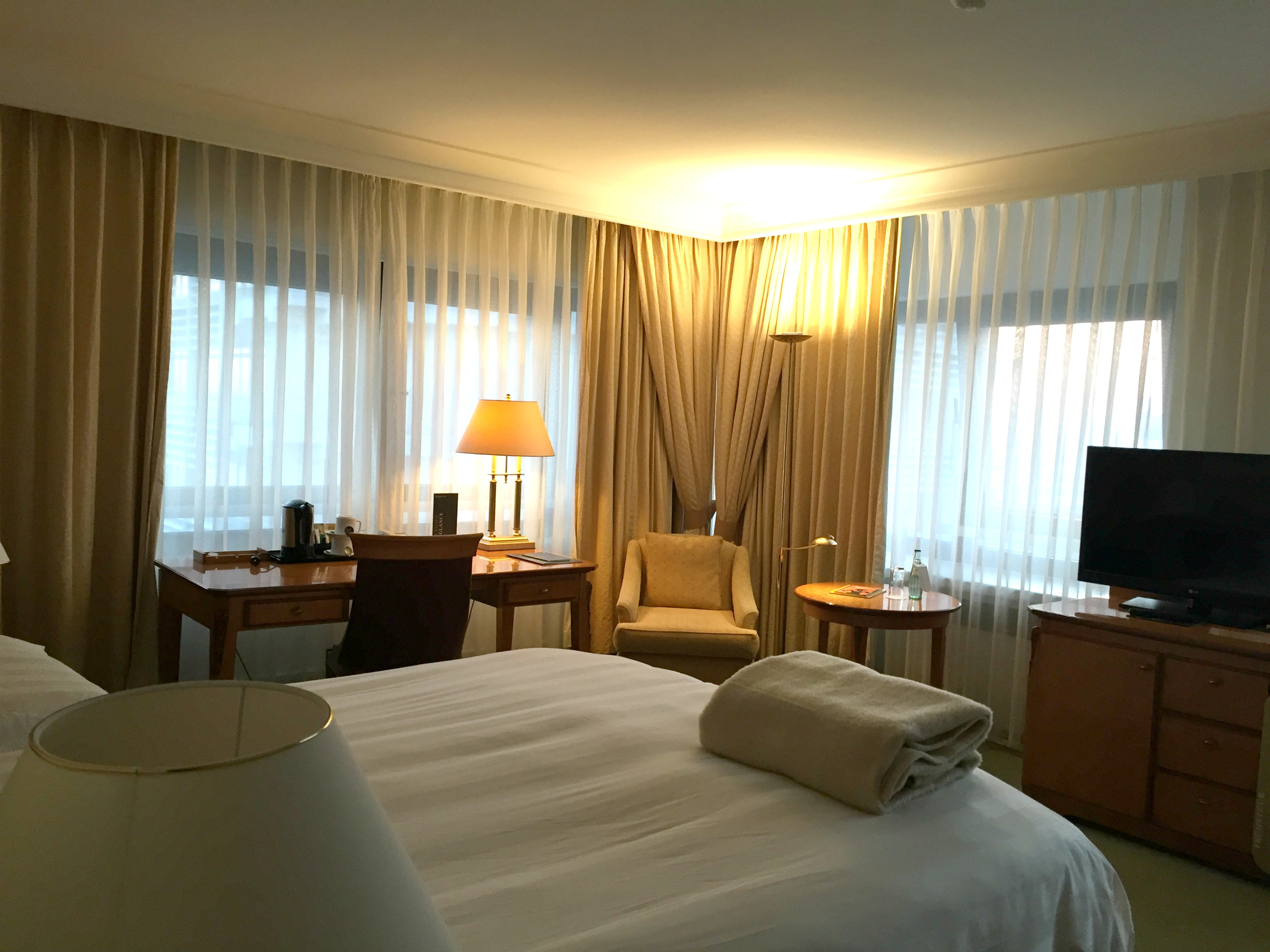 Frankfurt Travel Diary Blogger Hotel Intercontinental Frankfurt