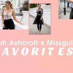 Sarah Ashcroft x Missguided Favorites