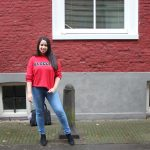 Red Bloggin' Sweatshirt