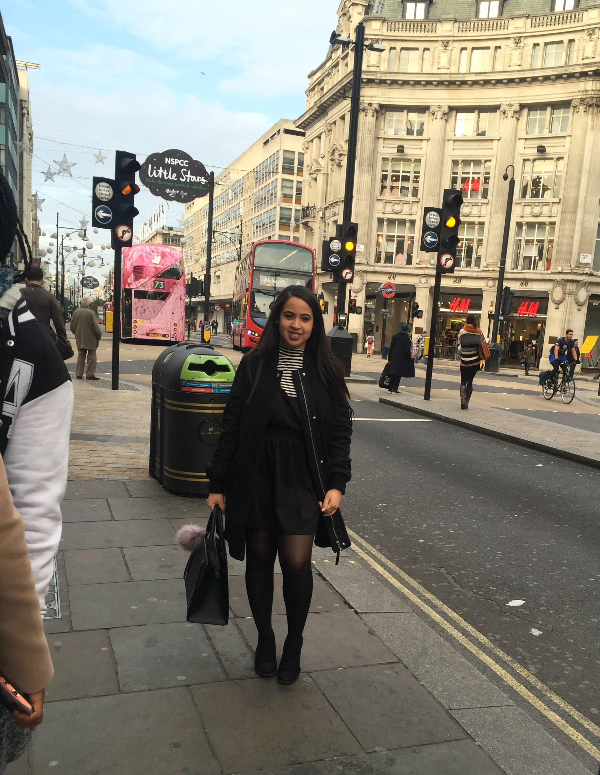 London Travel Diary oxford street