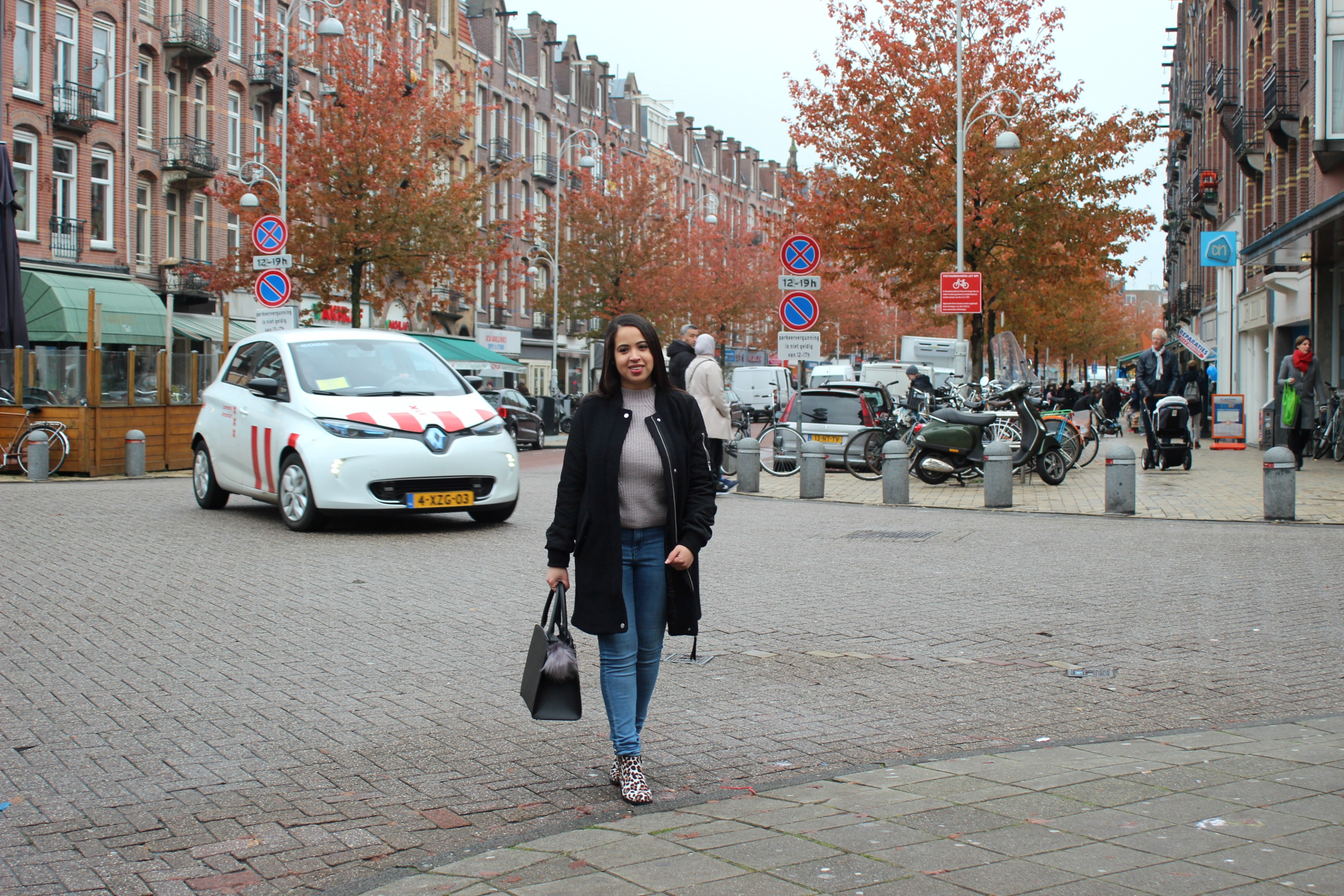Outfit Amsterdam Oost