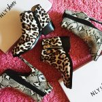 My New Animal Print Shoes For Fall