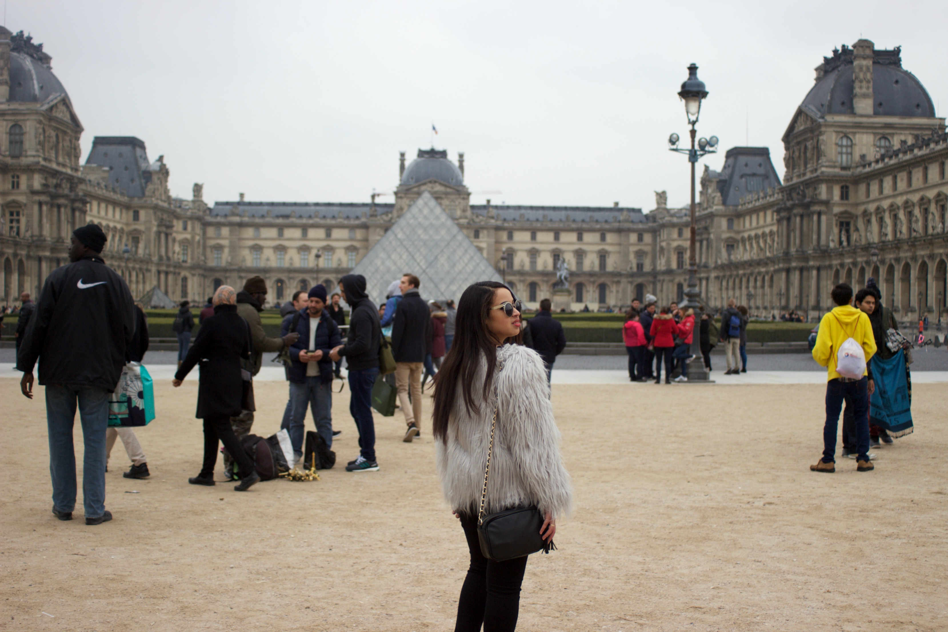 Paris Travel Diary Christmas