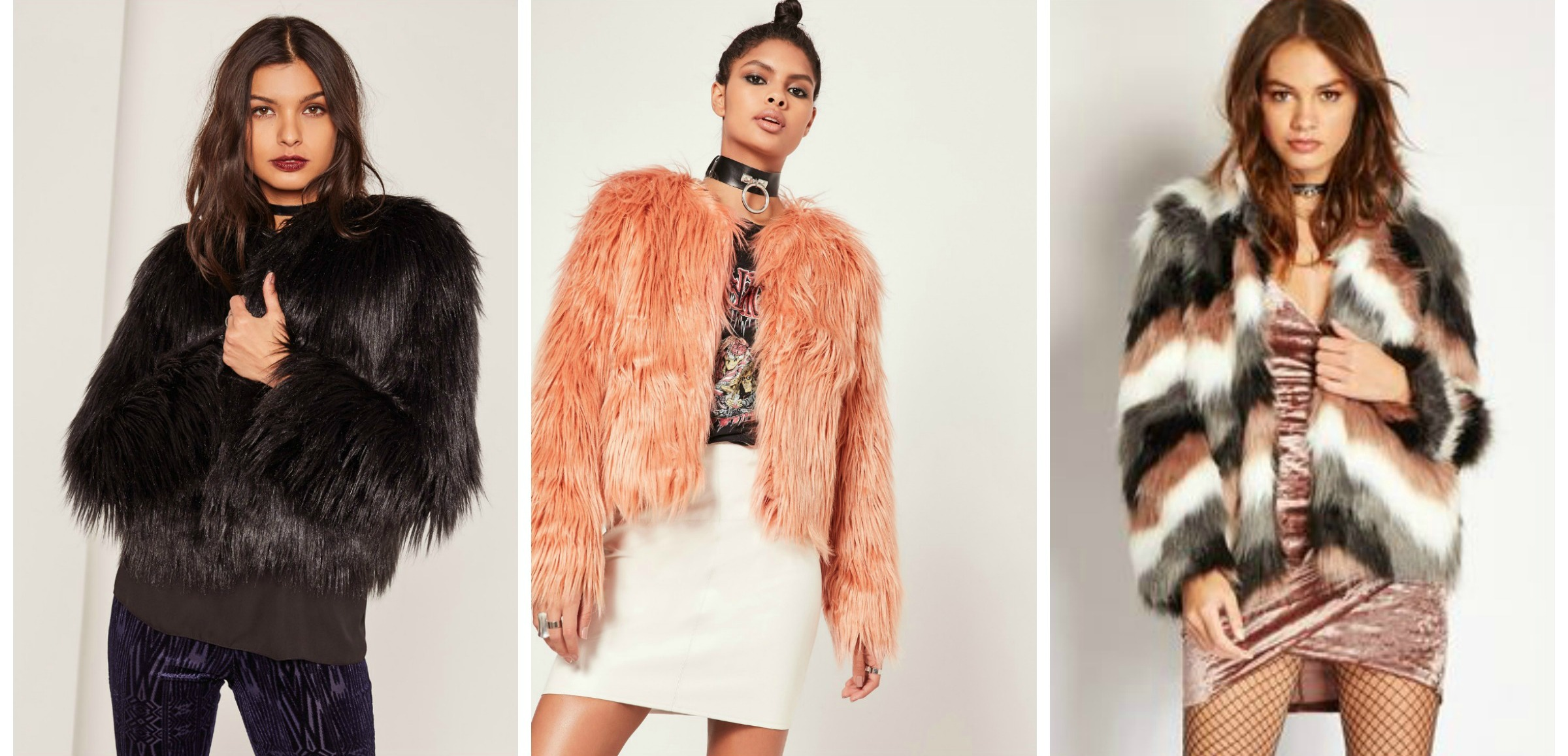 winter fashion essentials faux fur