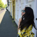 My Yellow Metisu Playsuit