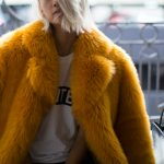 All About Colorful Faux Fur For A/W2017